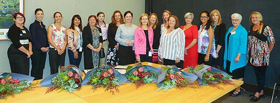 Women in local gov awards