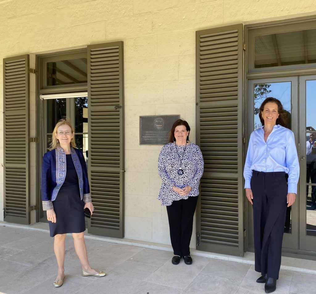 Image of Woollahra women lead the way in gender equality